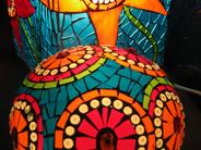Mosaiklampen