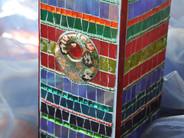 Mosaiklampe