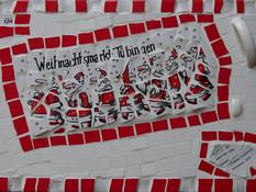 Tübinger Weihnachtsmarkttasse von mir