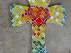 Edelgard S. Mosaikkreuz