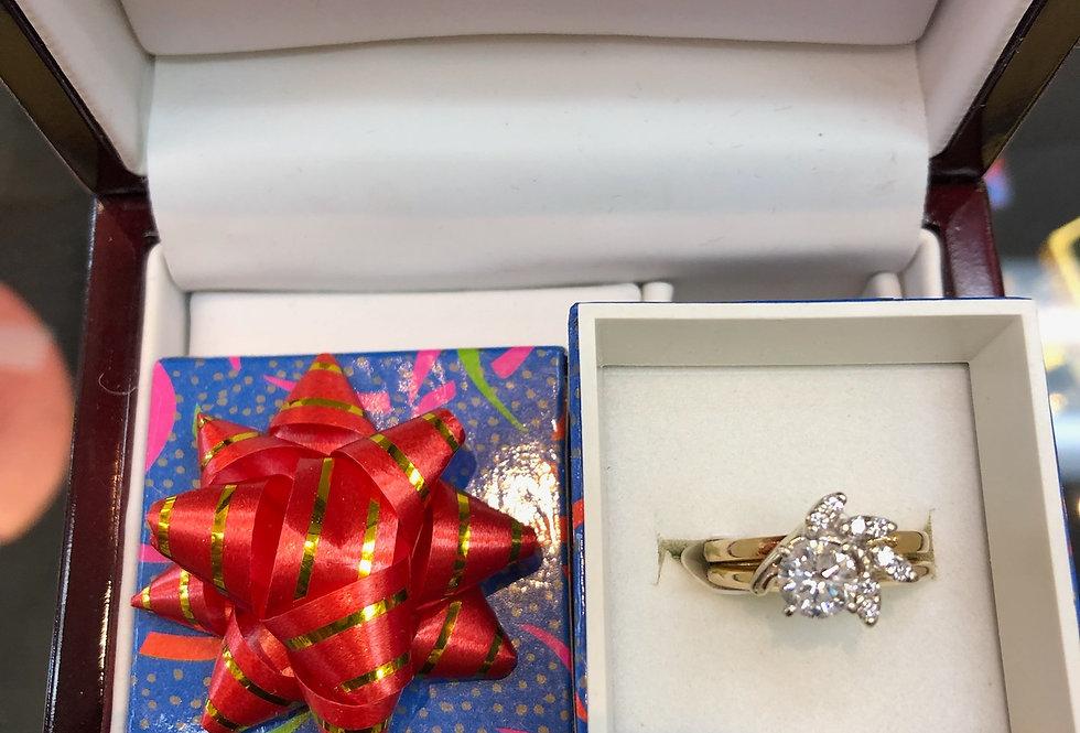 Lady's 1.12ct Diamond Ring