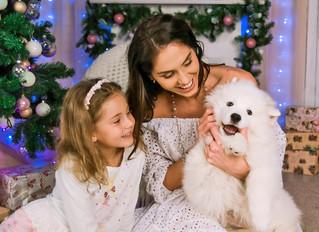 Рождественская фото-история.