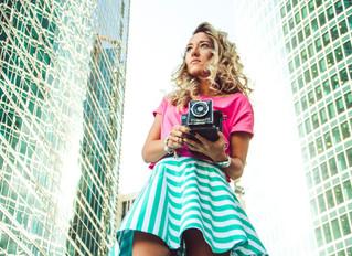 Мария Кульчицкая: «ЭМОЦИИ! Секрет моего вдохновения»
