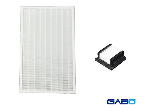 Gabo Filters S-CH993A2 replacement set for Christie Digital model CP2000-X