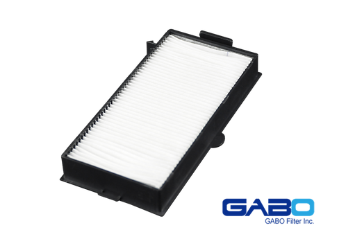 Gabo Filters D-PA-01B for Panasonic PT-EW530 Part#  ET-RFE200
