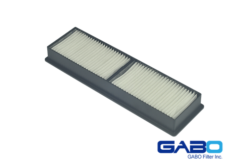 Gabo Filters D-EP04B for EPSON EB-D6250 Part# ELPAF30 / V13H134A30
