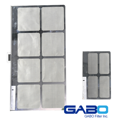 Gabo Filters S-BA992C2 replacement set for BARCO model DP2K-12C