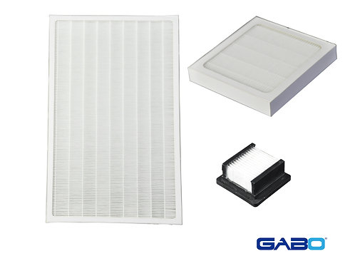 copy of Gabo Filters S-CH992A3 replacement set for Christie Digital model Roadie