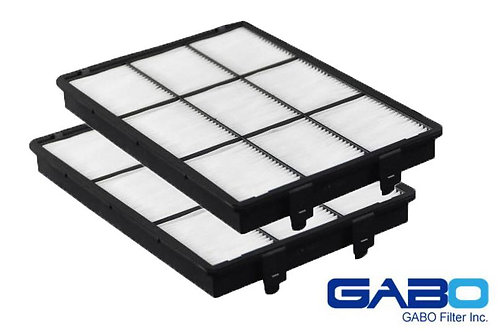 Gabo Filters S-SN992B2 replacement set for SONY model SRX-R220