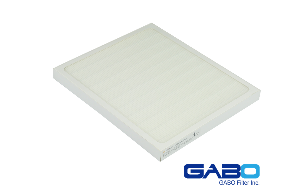 Gabo Filters D-CH02A for Christie Digital CP2000-S Part# 003-001184-01 |  Gabo Filters