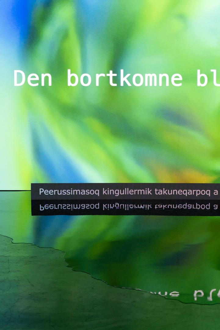 LED subtitles