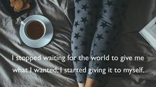 Stop Waiting....