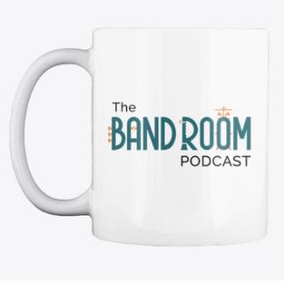 Band Room Podcast Coffee Mug