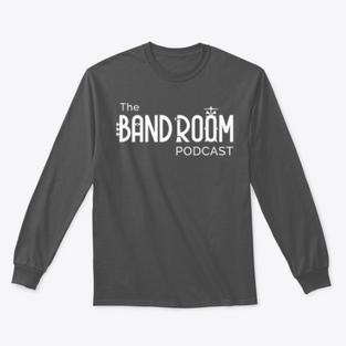 Band Room Podcast Long Sleeve Tee
