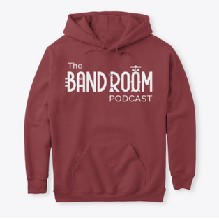 Band Room Podcast Hoodie