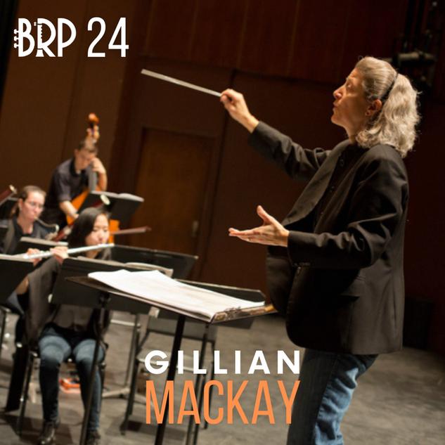 Gillian MacKay