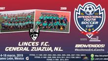 Desde General Zuazua, NL, ¡Bienvenidos Linces FC!
