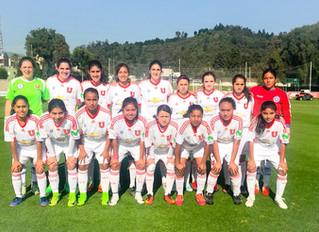 ¡La U de Chile Mx, presente en nuestro gran evento!