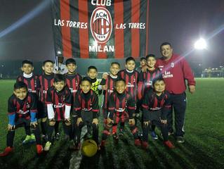 CF Milán Las Torres, ¡Bienvenido a la cat. 2007!