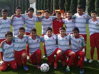 Mineros Reynosa, presente en la International Youth Soccer Cup