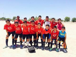 Desde Zaragoza, Coahuila, ¡Bienvenidos Real Tigres 5 Manantiales!