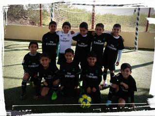 Reynosa, Tamaulipas se hace presente: Real Madrid BEGA 2009, ¡bienvenidos!