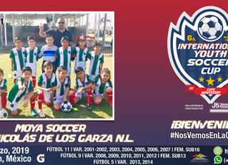 ¡Ellos son Moya Soccer 2011!