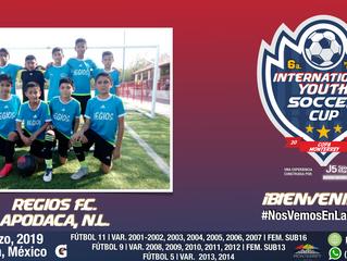 Regios FC, ¡Bienvenidos!