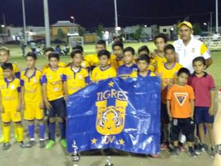 Un gran equipo, para una gran competencia: Tigres IDV 2005