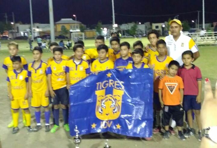 Tigres IDV 2005