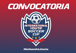 Convocatoria International Youth Soccer Cup - Copa Monterrey