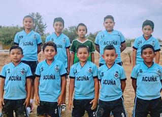 Desde el estado de Coahuila, ellos son Acuña FC 2008