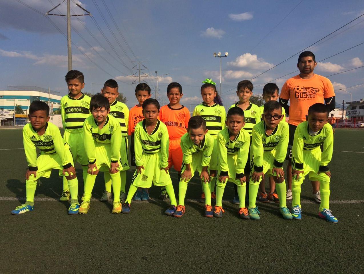 CF Guerreros Escobedo Las Torres (2009)
