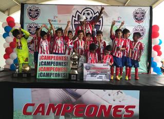 ¡Regresan los campeones CFIG 2010!