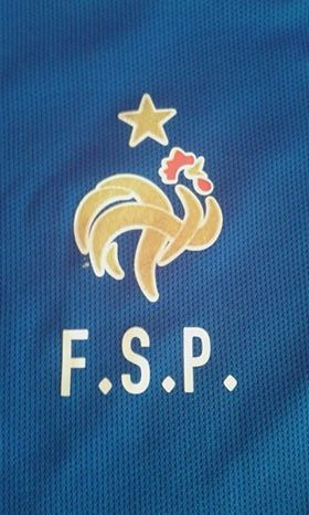 escudo Francia SP (2003)