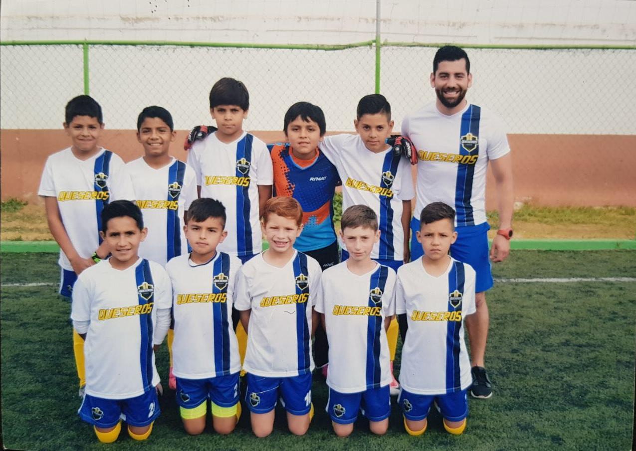 Queseros Laguna FC 2007A
