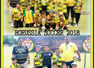 Borussia Soccer 2007, presentes en la International Youth Soccer Cup