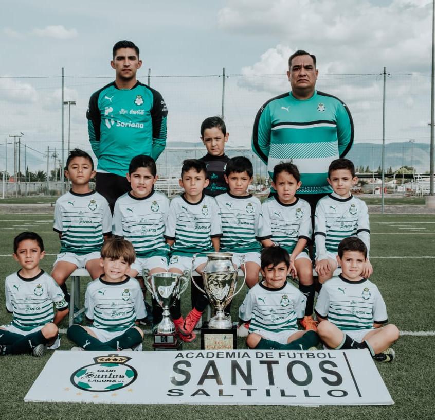 Santos Saltillo 2011