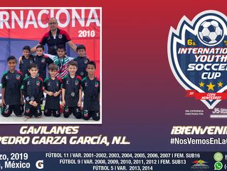 ¡Bienvenidos Gavilanes F.C. 2010!