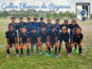 Ellos son Gallos Blancos de Reynosa...¡Bienvenidos!