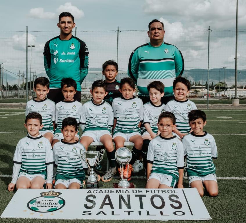 Santos Saltillo 2010