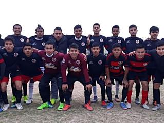 Desde Reynosa, Tamaulipas, un gran equipo a la cat. 99-00...