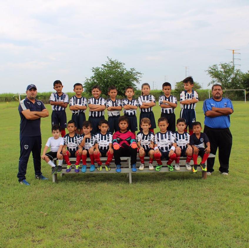 Rayados Mante (2010 y 2011)