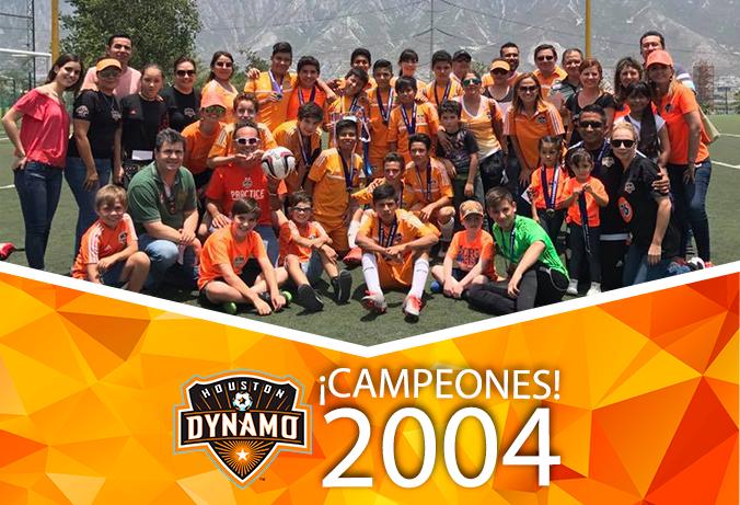 Houston Dynamo 2004