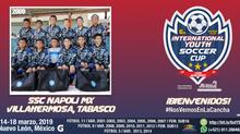 ¡Desde Villahermosa, Tabasco llega un extraordinario y talentoso equipo!