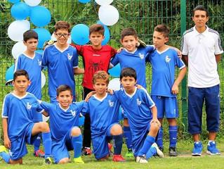 Juventus del Sur 2007, ¡Bienvenidos!