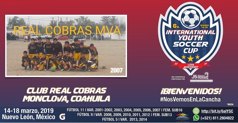 Real Cobras Monclova