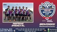 Rugirán en la categoría 2010...¡Bienvenidos Panteras!