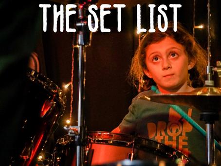 The Set List #6