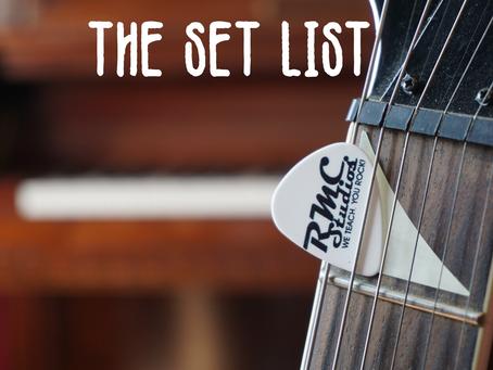 The Set List #10